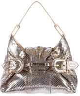 Jimmy Choo Anaconda Tulita Bag
