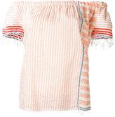 Lemlem striped blouse - women - Cotton/Acrylic - S