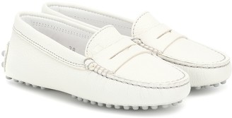 Tod's Junior Gommino leather loafers