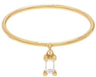 Ileana Makri Diamond & 18kt Gold Ring - Gold