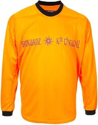 Sankuanz Kill The Wall T-shirt