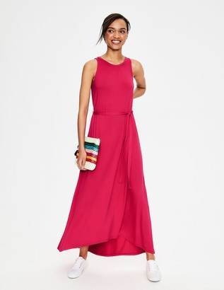 Delphine Jersey Maxi Dress