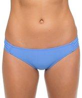 Athena Women's Cabana Solids Tab Bikini Bottom
