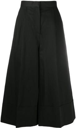 Loewe Cropped Culotte Trousers
