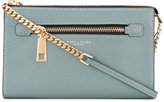 Marc Jacobs Gotham small crossbody bag - women - Cotton/Leather - One Size