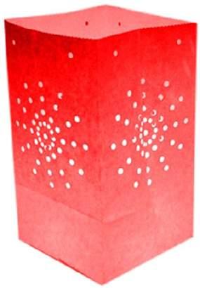 Skylantern Original Maya 1719 Paper Bag Lantern Red