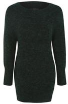 George Knitted Longline Jumper