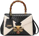 Gucci Queen Margaret quilted leather top handle bag