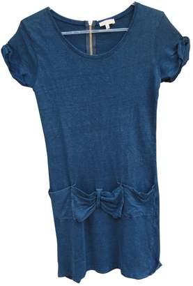 Claudie Pierlot Blue Cotton Dresses