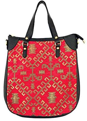 Red Pomegranate Fashion Hobo Bag