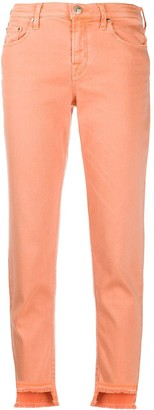 Jacob Cohen Kimberly mid-rise slim jeans