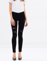 Paige Verdugo Ultra Skinny Silvie Jeans