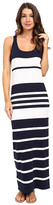 Tommy Bahama Pickford Stripe Maxi Dress