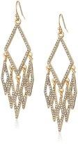 Jessica Simpson Diamond Chandler Earrings Earrings