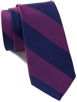 Ben Sherman Silk Bar Stripe Tie