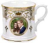 Royal Worcester Royal Wedding Commemorative Collection Tankard Mug 10 oz