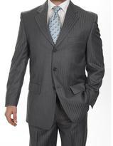 Ferrecci Men's Grey 3-Button Suit
