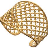 Gold Wrought Iron Cuff