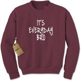 Expression Tees Crew It's Everyday Bro Adult
