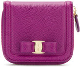 Salvatore Ferragamo Vara wallet - women - Calf Leather - One Size