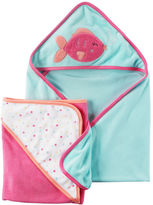 Carter's 2-Pack Hooded Towels