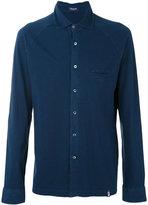 Drumohr chest pocket shirt - men - Cotton - XS