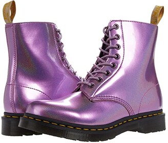 Dr. Martens Vegan 1460 Pascal (Pink Prysm) Women's Shoes