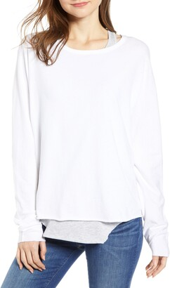 Frank And Eileen Tee Lab Core Long Sleeve Tee