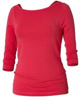 Royal Robbins Women's Kickback To Front 3/4 Sleeve Tee