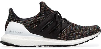adidas black Ultra Boost low top sneakers