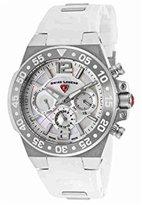 Swiss Legend Women's 'Opus' Swiss Quartz Stainless Steel Casual Watch (Model: 14085SM-02-WHT)