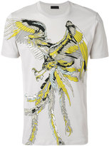 Diesel Black Gold eagle print T-shirt