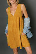Umgee USA Sexy Suede Dress