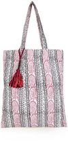 ** Key To Freedom Quilted Tote