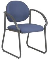 Sangria Hathcock Lounge Chair Symple Stuff Fabric: Festival