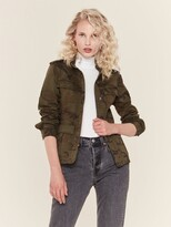Thumbnail for your product : Sanctuary Sacred Valley Military Jacket