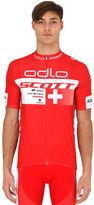 Odlo Scott Racing Zip-Up T-Shirt