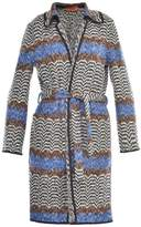 Missoni Wool And Cashmere Coat