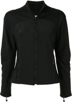 Chanel Pre Owned Sports Line long sleeve jacket