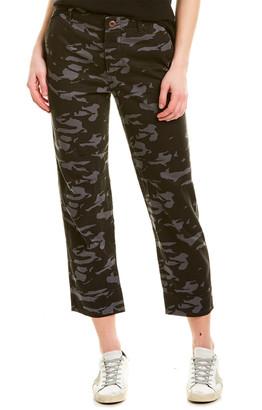 Monrow Military High-Waisted Pant