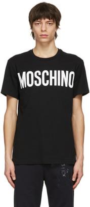 Moschino Black Logo T-Shirt