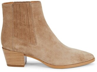Rag & Bone Rover Suede Ankle Boots