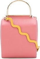 Roksanda Waves crossbody bag - women - Calf Leather/Polyamide/Polyurethane - One Size