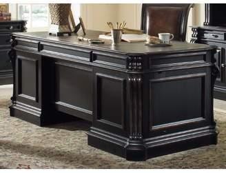 Hooker Furniture Telluride Wood Executive Desk