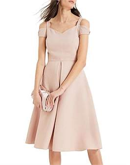 Phase Eight Corali Cold Shoulder Dress