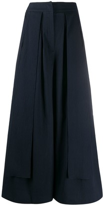 Neul Wide-Leg Trousers