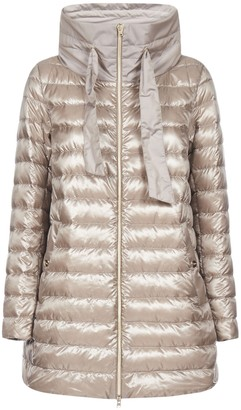 Herno Padded Drawstring Jacket