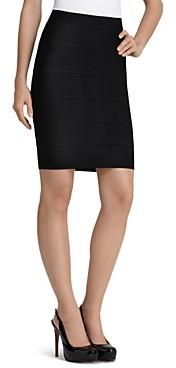 BCBGMAXAZRIA Alexa Knit Essential Pencil Skirt