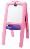 Step2 Step 2 Easel For Two - 1 pk with foam Magnets - Pink