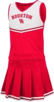 Colosseum Girls Youth Red Houston Cougars Pinky Cheer Dress